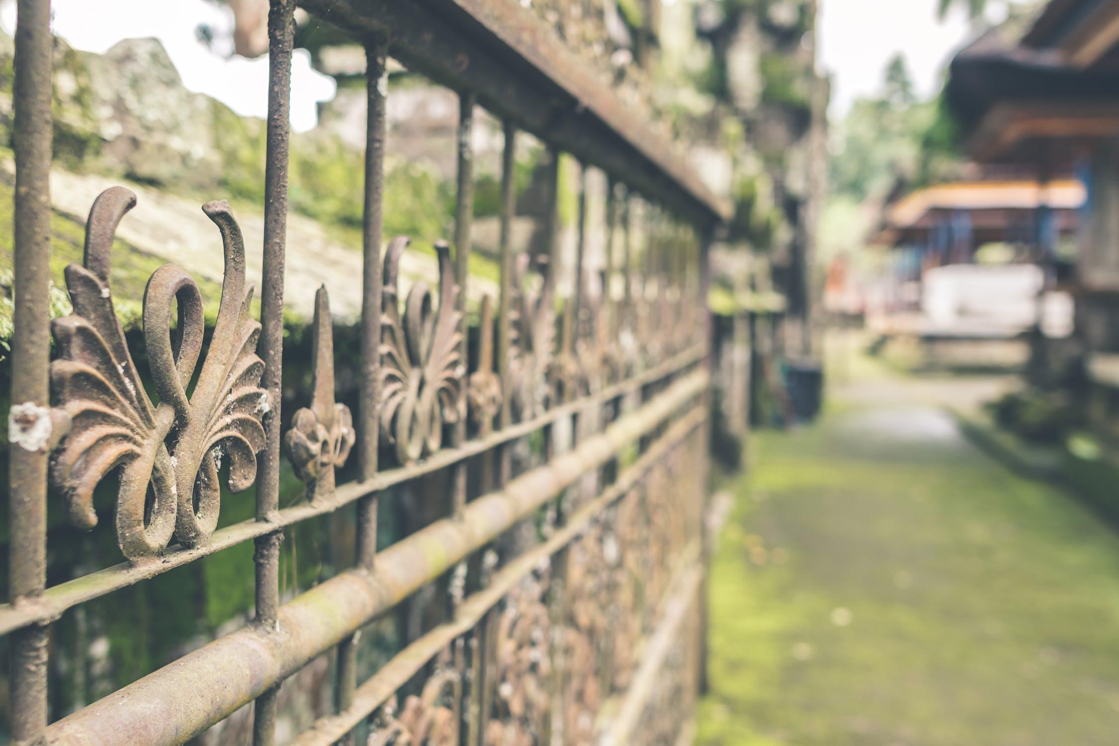 Wyjątkowe bramy wjazdowe